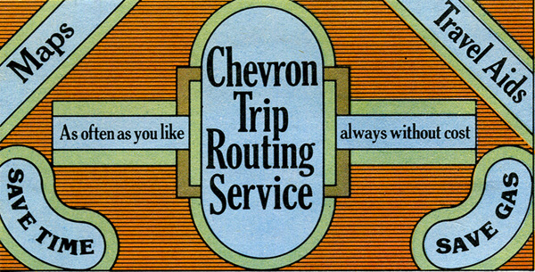 chevron direct mail promotion