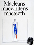 macleans toothpaste spec ad